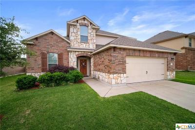 Killeen Single Family Home For Sale: 7101 Cokui Drive
