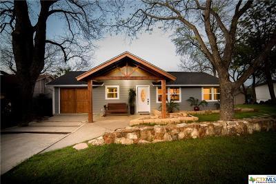 Seguin Single Family Home For Sale: 931 Reiley Road