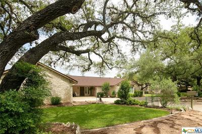 Wimberley Single Family Home For Sale: 62 Woodcreek Drive