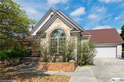 Wimberley Single Family Home For Sale: 18 Longbow Lane
