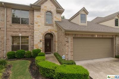 Belton TX Condo/Townhouse For Sale: $269,000