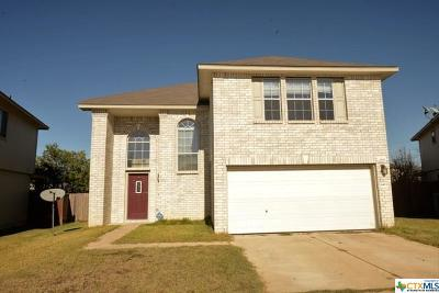 Killeen  Single Family Home For Sale: 4411 Causeway Court