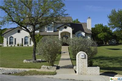 Lampasas County Single Family Home For Sale: 2601 Winchester