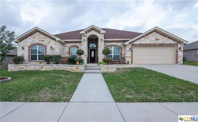 Killeen Single Family Home For Sale: 7303 Citrine Drive