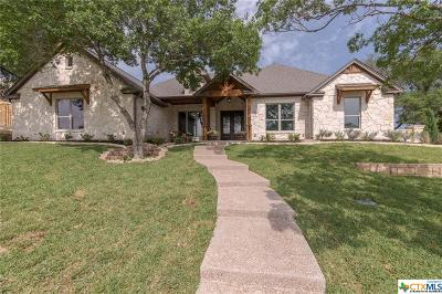 Belton TX Single Family Home For Sale: $524,900