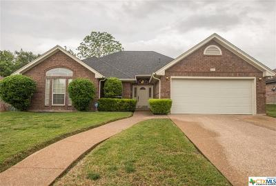 Harker Heights Single Family Home Pending: 617 Citation Loop