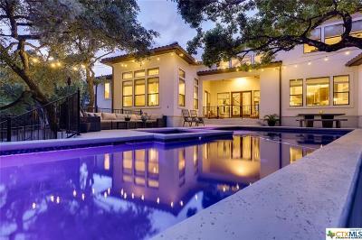 San Antonio Single Family Home For Sale: 17706 Wild Basin