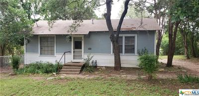 Belton Single Family Home For Sale: 140 E 15th Avenue