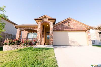 Temple Single Family Home For Sale: 115 Crocker Drive