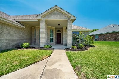 Harker Heights, Nolanville Single Family Home For Sale: 2017 Deer Field Way