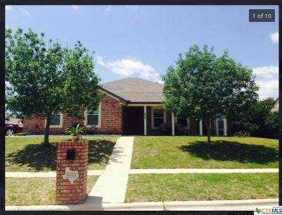 Copperas Cove Single Family Home For Sale: 1701 Indian Camp Trail