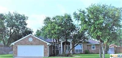 Harker Heights Single Family Home For Sale: 410 Wrought Iron Drive
