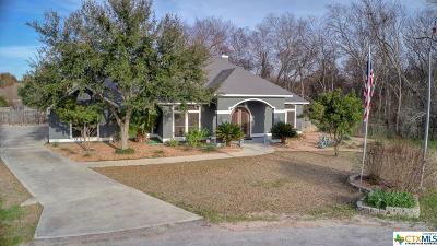 McQueeney Single Family Home For Sale: 232 Meadowlark Lane