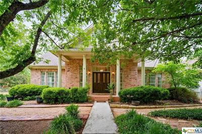 San Marcos Single Family Home For Sale: 742 W San Antonio Street