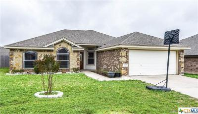 Copperas Cove Single Family Home Pending: 3505 Lauren Street