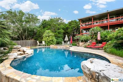 Canyon Lake Single Family Home For Sale: 1548 Skyline Hills
