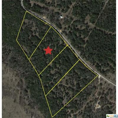 Belton Residential Lots & Land For Sale: Tbd Owl Creek Road