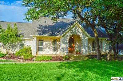 New Braunfels Single Family Home For Sale: 332 Suncrest Drive