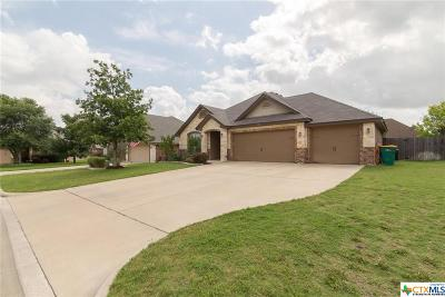 Belton TX Single Family Home For Sale: $247,500