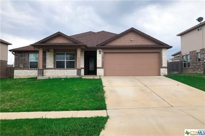 Killeen Single Family Home For Sale: 102 W Libra Drive
