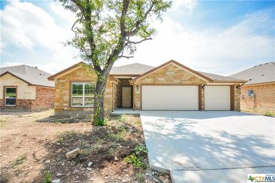 Belton TX Single Family Home For Sale: $274,900