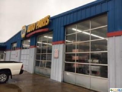Killeen Commercial For Sale: 606 S 2nd Street