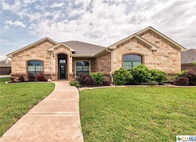 Harker Heights Single Family Home For Sale: 1125 Windy Hill Road