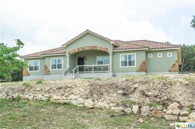Bulverde TX Single Family Home For Sale: $450,000