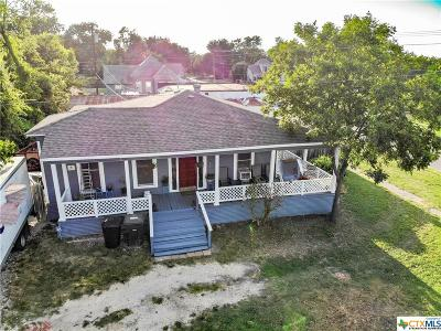 Temple, Belton Single Family Home For Sale: 604 S 7th Street