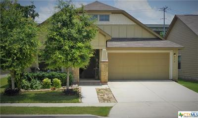 New Braunfels TX Single Family Home For Sale: $263,900
