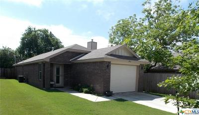 Harker Heights Single Family Home For Sale: 1911 Chiricahua Trace