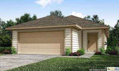 Seguin Single Family Home For Sale: 2428 Ranger Pass