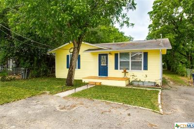 New Braunfels Single Family Home For Sale: 1722 Lee Street
