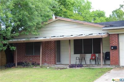 Single Family Home For Sale: 1510 Meadow Drive