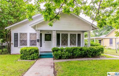 Temple Single Family Home For Sale: 1504 S 41st Street