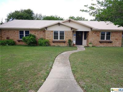 Lampasas Single Family Home For Sale: 248 Sunflower Drive