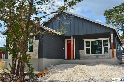 Spring Branch Single Family Home For Sale: 1171 Martingale Trail