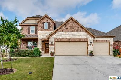 New Braunfels Single Family Home For Sale: 1206 Creek Canyon