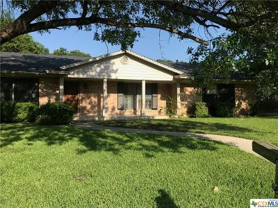 Harker Heights, Nolanville Single Family Home For Sale: 301 Evergreen Drive