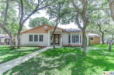 Comal County Single Family Home For Sale: 985 Fredericksburg Road