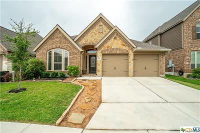 Seguin Single Family Home For Sale: 2142 Pioneer Pass