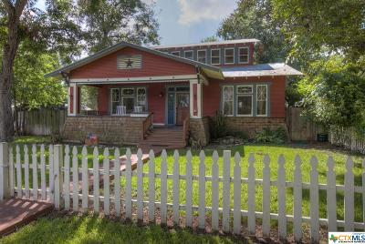 New Braunfels Single Family Home For Sale: 292 S Gilbert Avenue