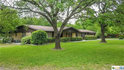 New Braunfels Single Family Home For Sale: 1508 Old Marion Road