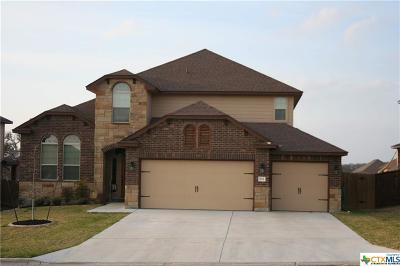 Harker Heights, Nolanville Single Family Home For Sale: 811 Terra Cotta Court