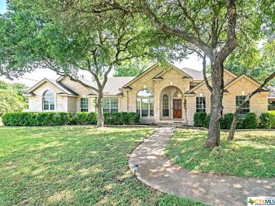 San Marcos Single Family Home For Sale: 1001 Mountain View Drive