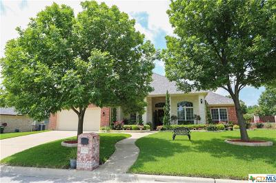 Harker Heights  Single Family Home For Sale: 2202 Addax Trail