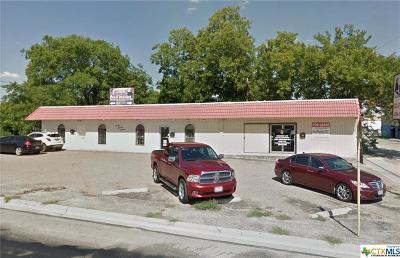 Killeen Commercial For Sale: 60 Gilmer Street