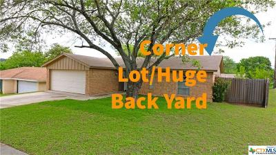 Copperas Cove Single Family Home Pending: 1102 Deorsam Drive