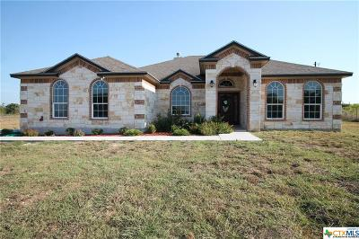Moody Single Family Home For Sale: 4000 Eddy-Gatesville Parkway