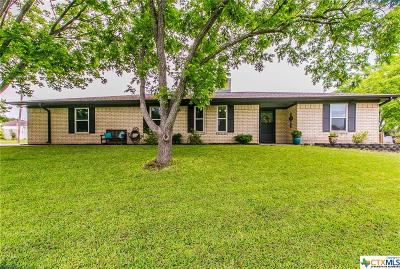 Salado Single Family Home Pending: 1513 Old Mill Road